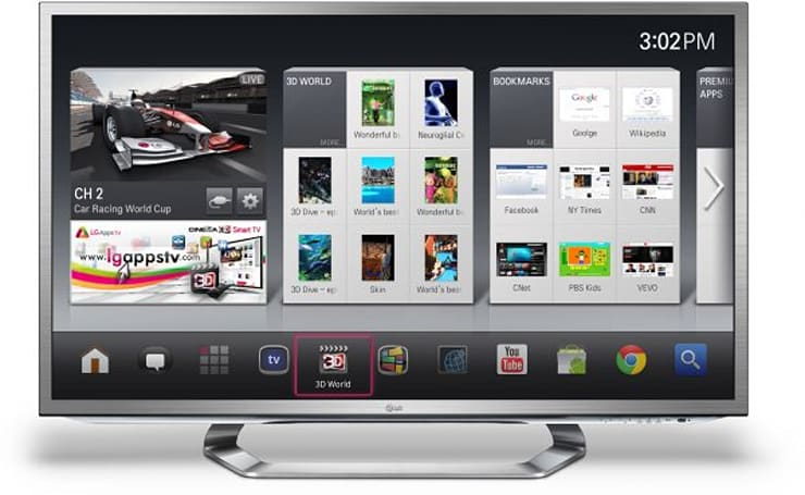 Google TV adds LG to the fold, will demo new hardware along with Sony, Vizio (update: video, pics!)