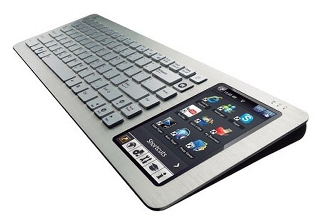 ASUS EeeKeyboard gets really, really official