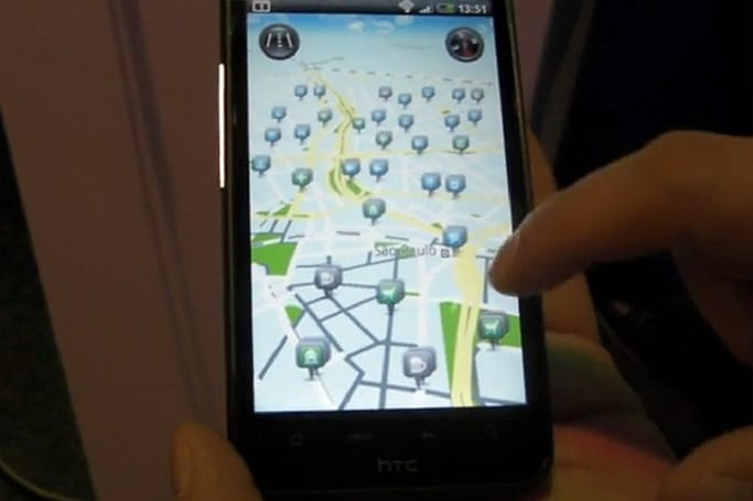 HTC Sense's new map pre-caching demoed on video