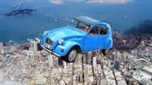 Google共同創業者のラリー・ペイジ氏、1億ドル以上を「空飛ぶ自動車」に投資しているとの噂