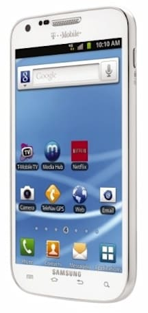 T-Mobile to bleach Samsung Galaxy S II in white, arriving 'in time for the holidays'