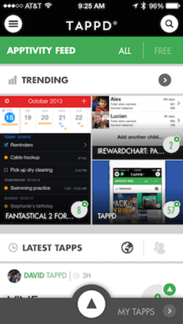 Tappd: Making app discovery social