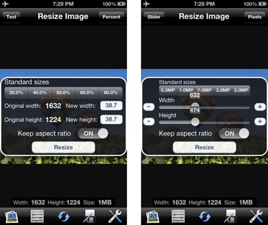 Daily App: Image Resize easily scales down your iPhone photos