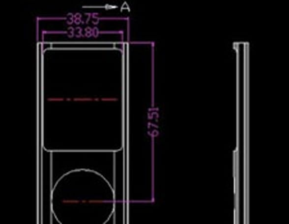New iPod Touch, nano dimensions leaked?