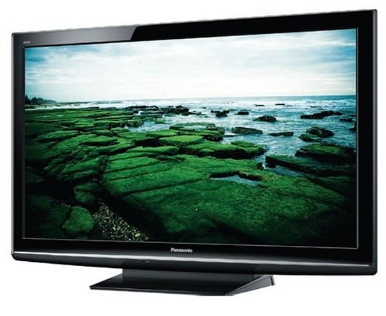 CNET reviews Panasonic's 720p TC-P50X1 plasma