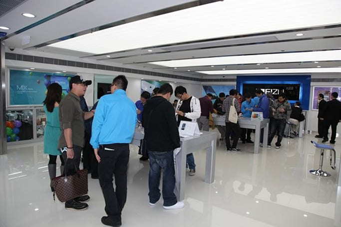 Meizu's Hong Kong store opens today, teases mainland Chinese fans with lower MX price