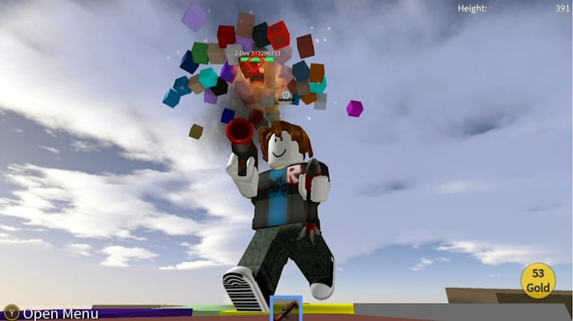 'Roblox' lets indie game devs publish across platforms -- in a bubble