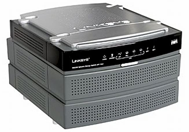 Linksys joins the NAS party with its upcoming NAS200 unit