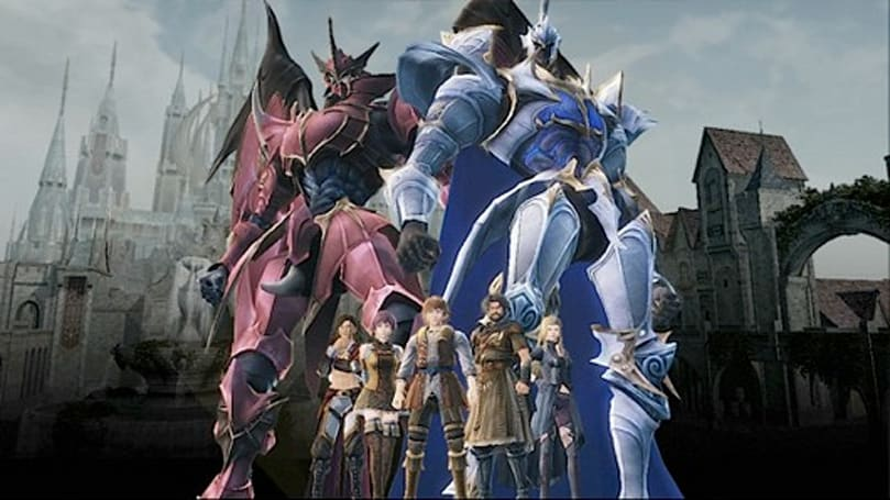 White Knight Chronicles franchise ships 1 million units