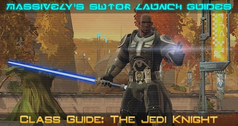 SWTOR: So you want to play a Jedi Knight
