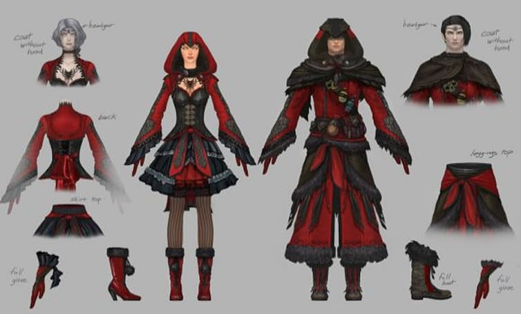 Guild Wars 2 designers answer player questions about armor, crafting, and Transmutation Stones