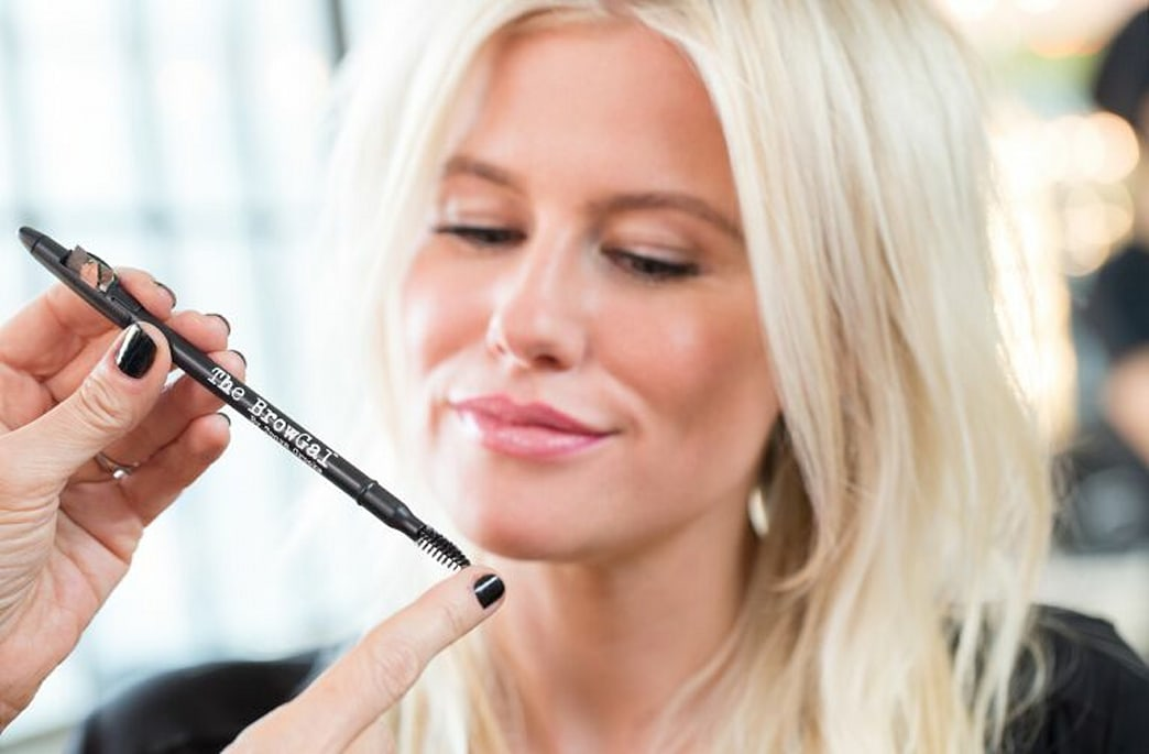 Get perfect brows from a celeb makeup artist
