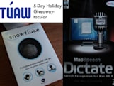 TUAW Holiday Giveaway-tacular Part Five: the power blogger