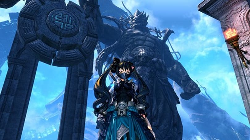 New vids detail Blade & Soul's Spiral Labyrinth dungeon