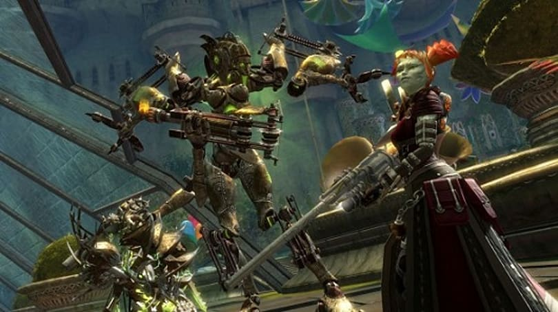 Catch up on Guild Wars 2's first act with a new video and developer blog