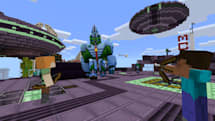 《Minecraft》十月更新:中國風、頭目戰與更多 VR 功能