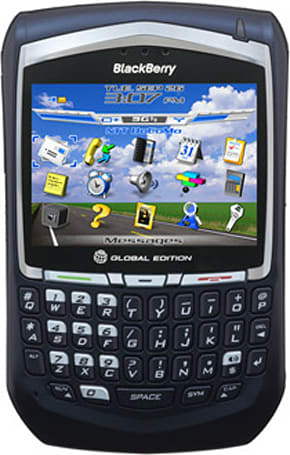 NTT DoCoMo to get 3G-enabled BlackBerry 8707h