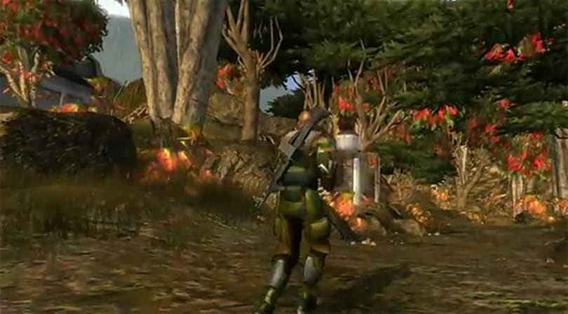 New Hero Engine sandbox to feature 3-faction PvP, deep crafting
