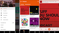 how to create a podcast playlist google play music