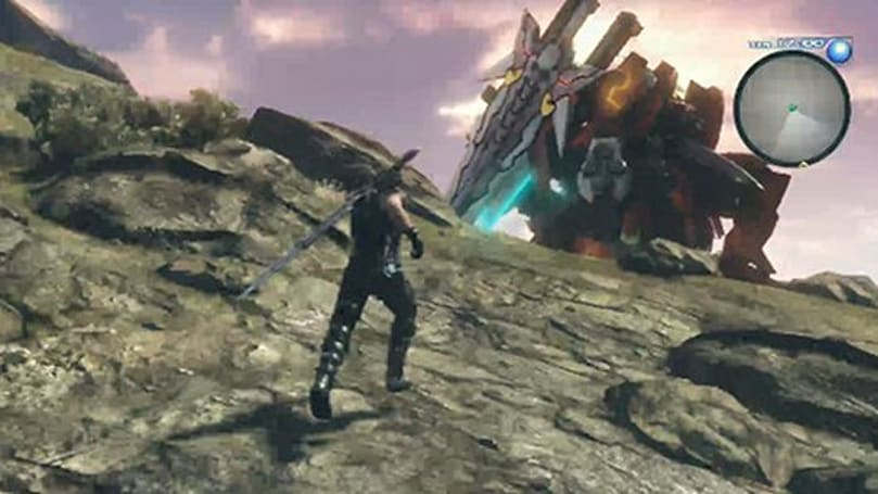 Nintendo reveals new Monolith Soft game for Wii U, looks like Xenoblade