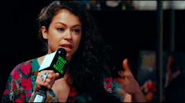 "Orphan Black's Tatiana Maslany On Her New Film ""The Other Half"""