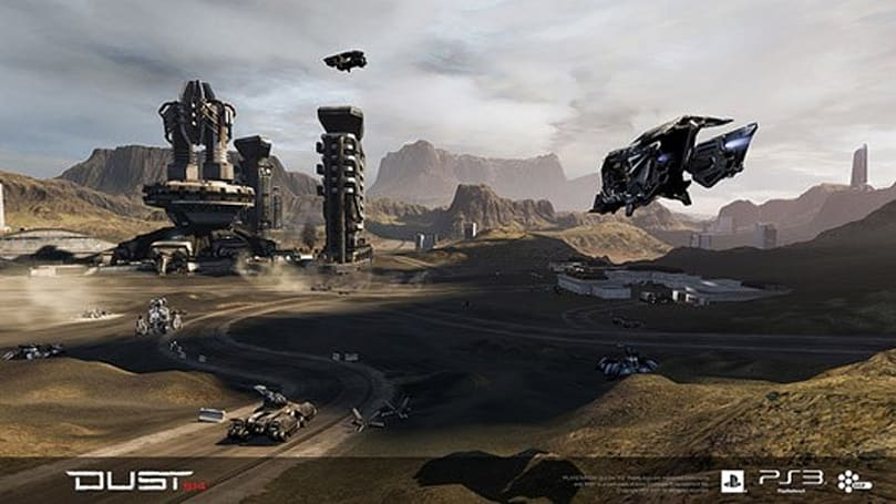 DUST 514 dev blog outlines dynamic battlefield mechanics