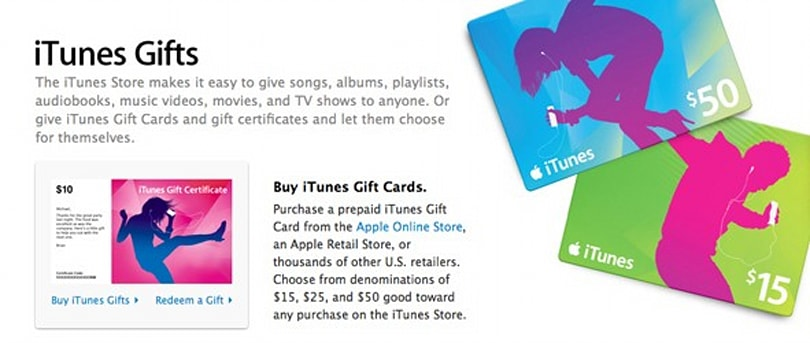 iTunes gifting grifter cleaning out British bank accounts