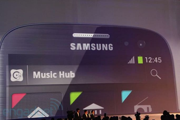 Samsung launches new services for the Galaxy S III: Music Hub, S Health and more