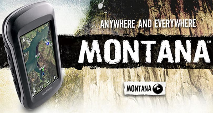 Garmin announces rugged, camera-equipped Montana GPS, trademarks name of another US state