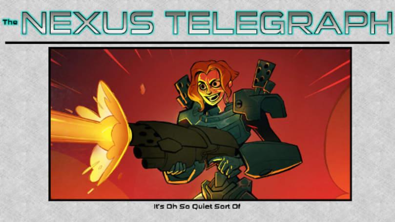 The Nexus Telegraph: Between the lines of WildStar's quiet weeks