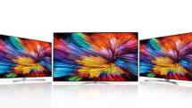 最新 LG 4K 电视要用 Nano Cell 带来更逼真色彩