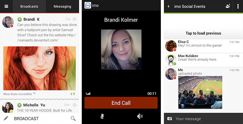Imo drops support for third-party chat networks to focus on its own
