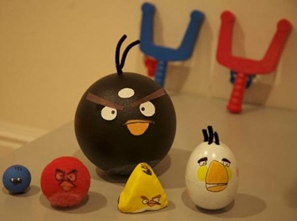 Angry Birds fever continues