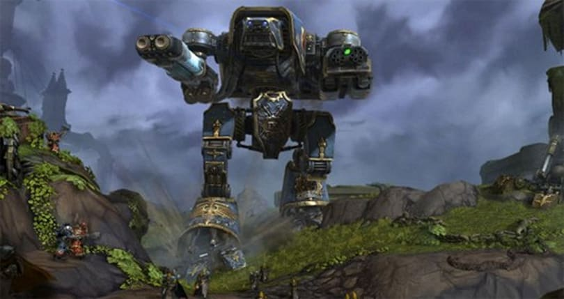 Rumor: WAR40K canceled, THQ readying itself for sale [Updated; rumor debunked]