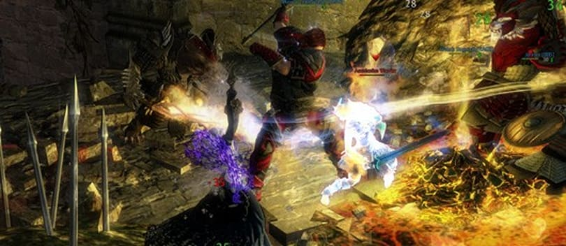 Flameseeker Chronicles: Guild Wars 2 dungeons and dungeon talk