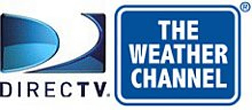The Weather Channel's HD feed gets interactive on DirecTV