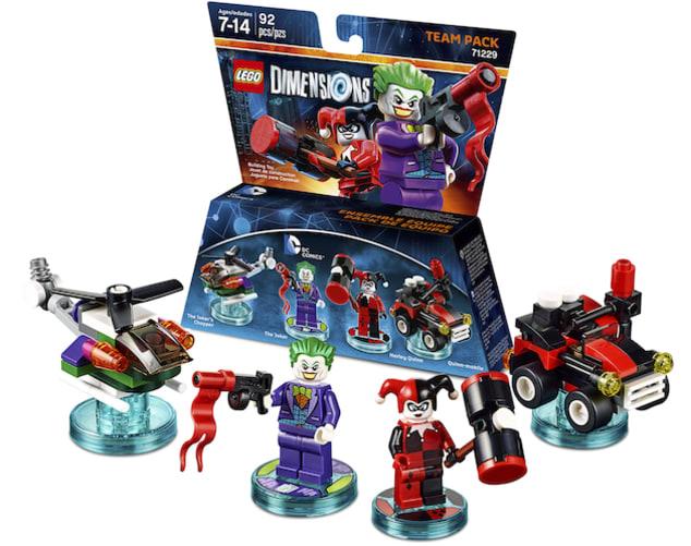 Lego Batgirl 2014