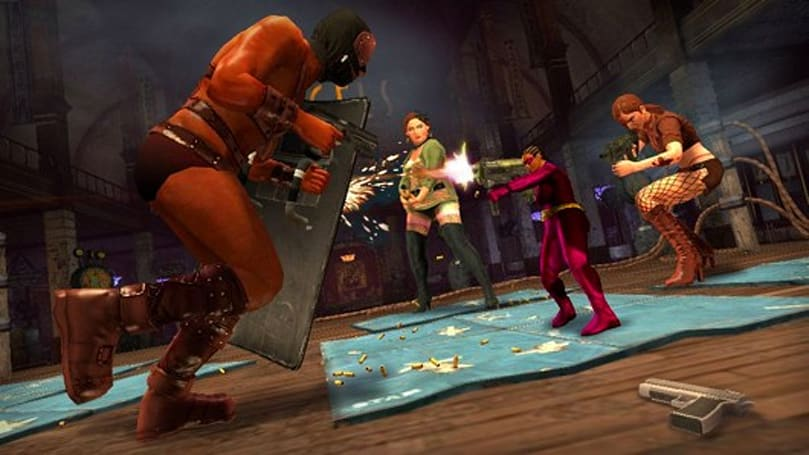 Volition working with modders, will release official Saints Row tools