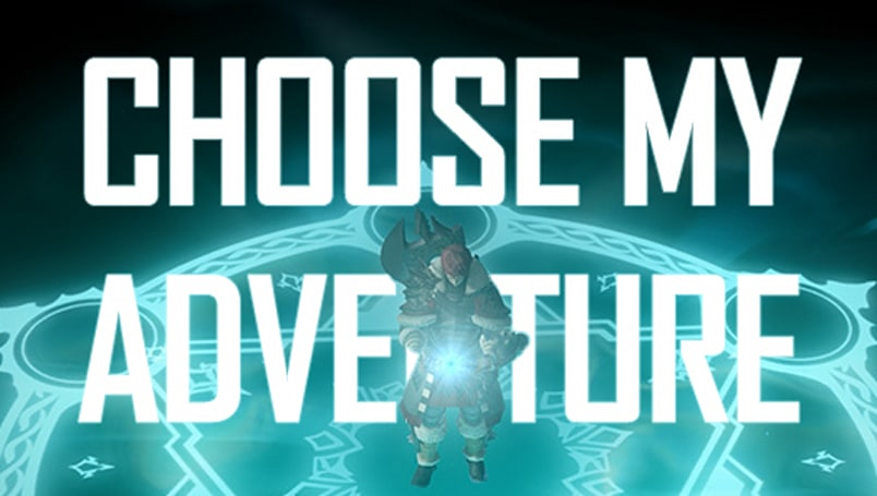 Choose My Adventure: Final Fantasying