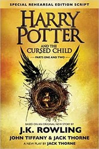 """Harry Potter and the Cursed Child, Parts 1 & 2"""
