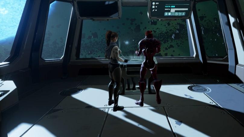 《From Other Suns》是款能让玩家随心所欲地「行走」的 VR 游戏
