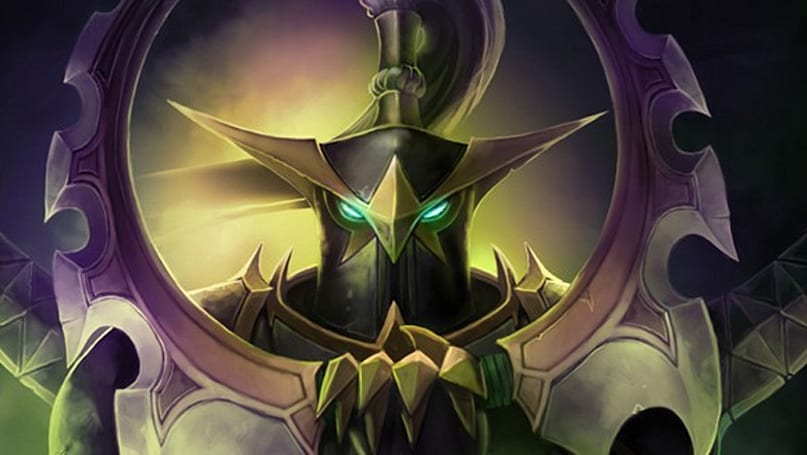 Transmogrifying a Maiev lookalike set
