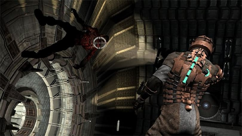 Get an early taste of what Dead Space Wii could be