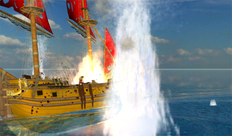 Pirates of the Burning Sea exchange shops detailed