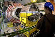 Scientists get death threats over Large Hadron Collider