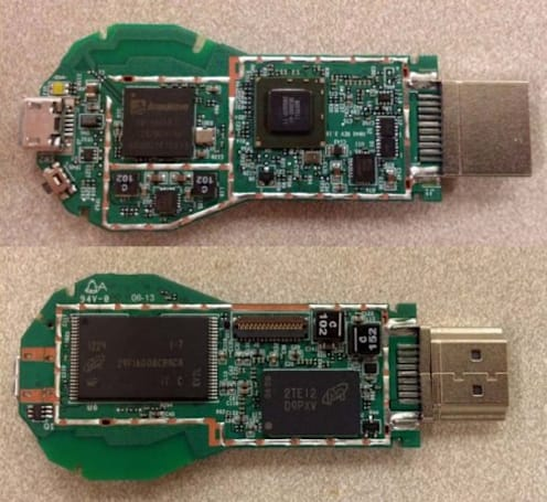 Google Chromecast H2G2-42 FCC documents show off what's inside the $35 dongle