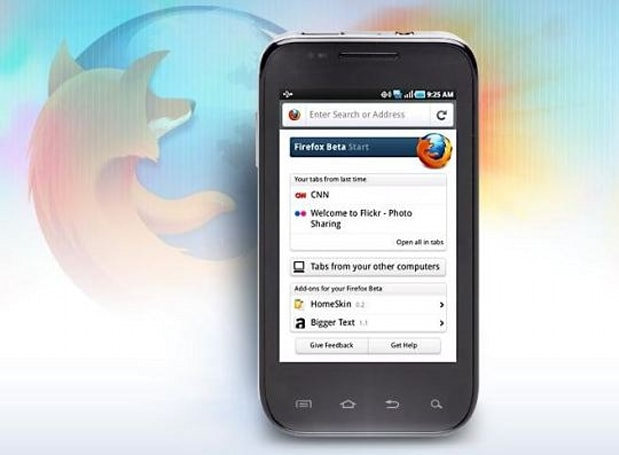 Firefox 5 for Android adds CSS animation, support for Do Not Track browsing