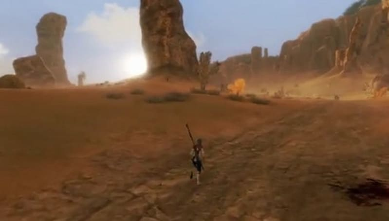 ArcheAge video shows six minutes of scenery