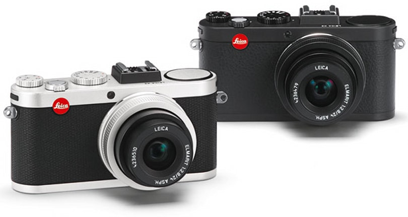 Leica boosts compact portfolio with V-Lux 40 point-and-shoot, APS-C-equipped X2