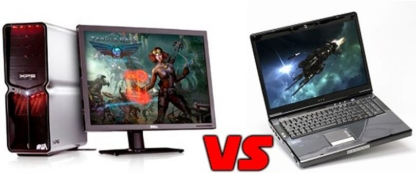 Leaderboard: Gaming on desktops vs. laptops